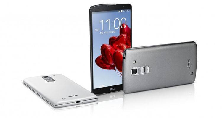 lg g pro 2 android