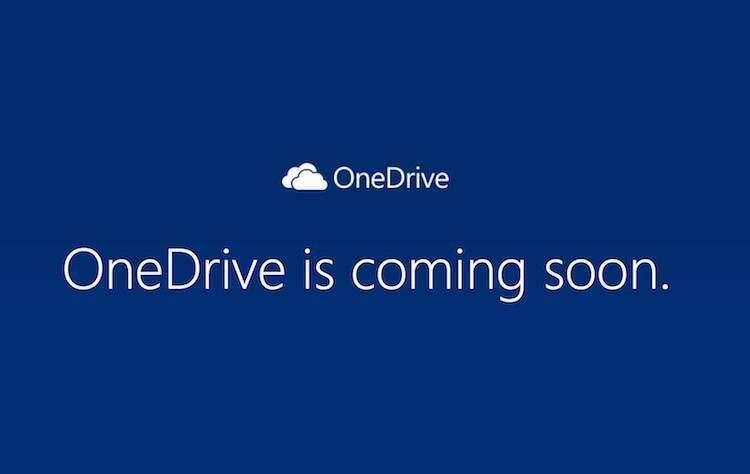 Microsoft: Skydrive da oggi si chiama Onedrive