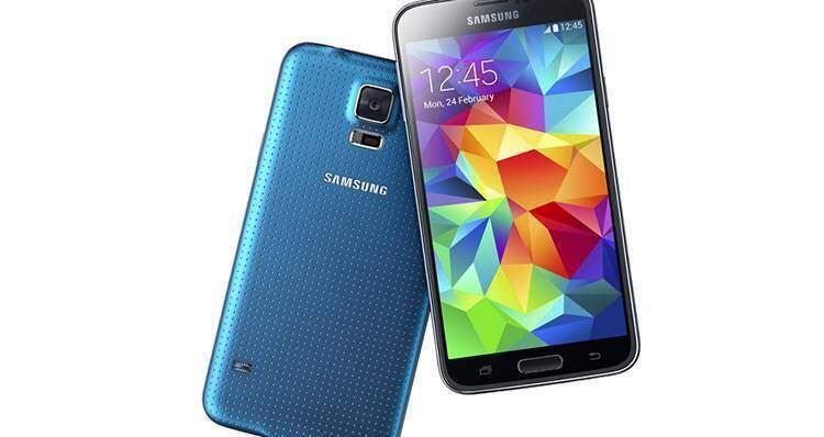 immagine promozionale galaxy s5