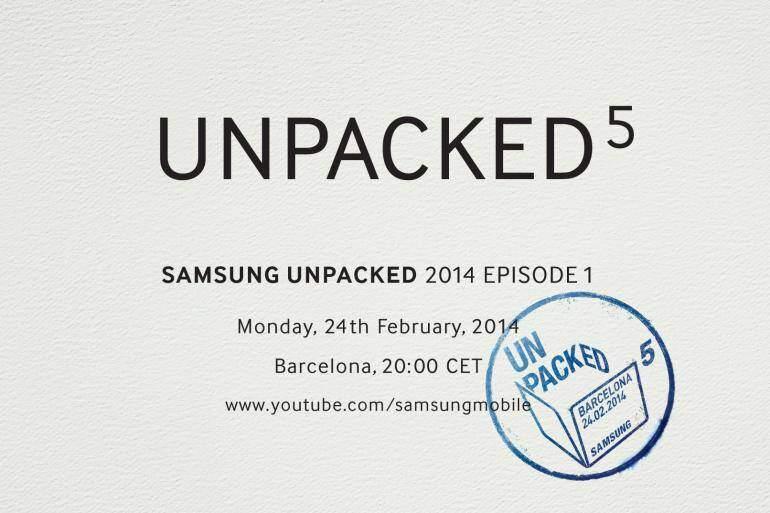 Samsung Galaxy S5: presentazione in live-streaming su Webtrek.it!