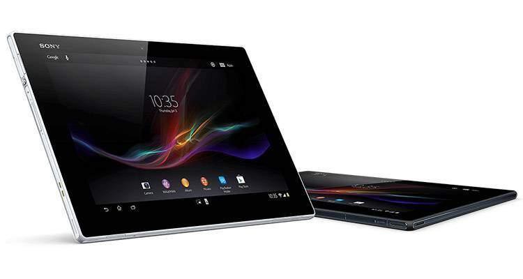 Sony Xperia Z2 Tablet: caratteristiche tecniche trapelate