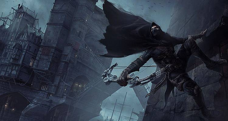 Thief in fase gold, presentato un nuovo trailer