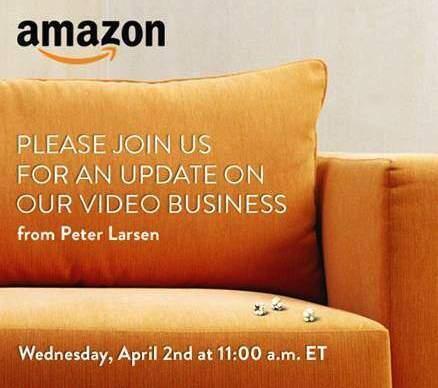 Amazon set-top box