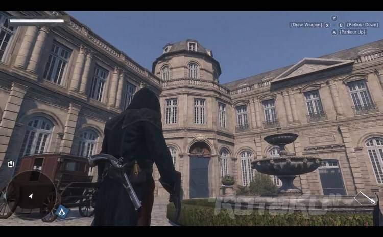 Assassin's Creed Unity Ubisoft