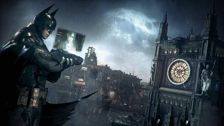 Batman Arkham Knight: il primo trailer che mostra il gameplay!