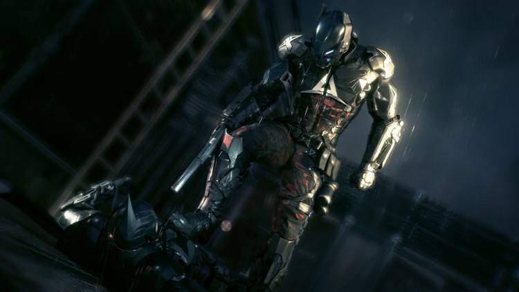 Batman vs Arkham Knight