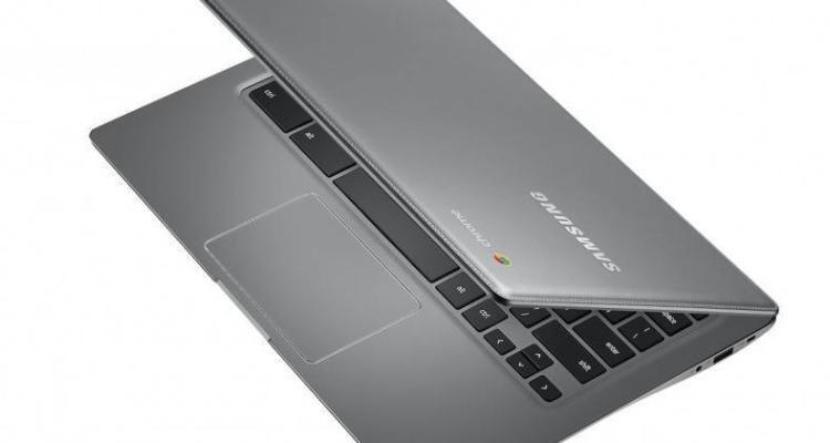 Immagine promozionale Samsung Chromebook 2