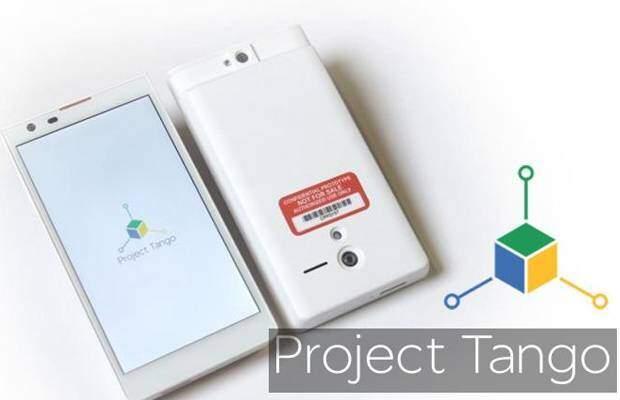 Gogole-Project-Tango-smartphone