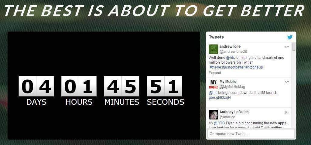 HTC-Countdown