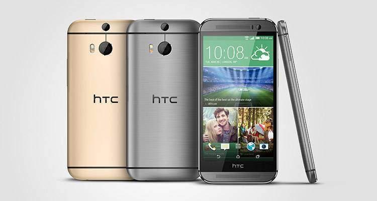 HTC One M8 Colori