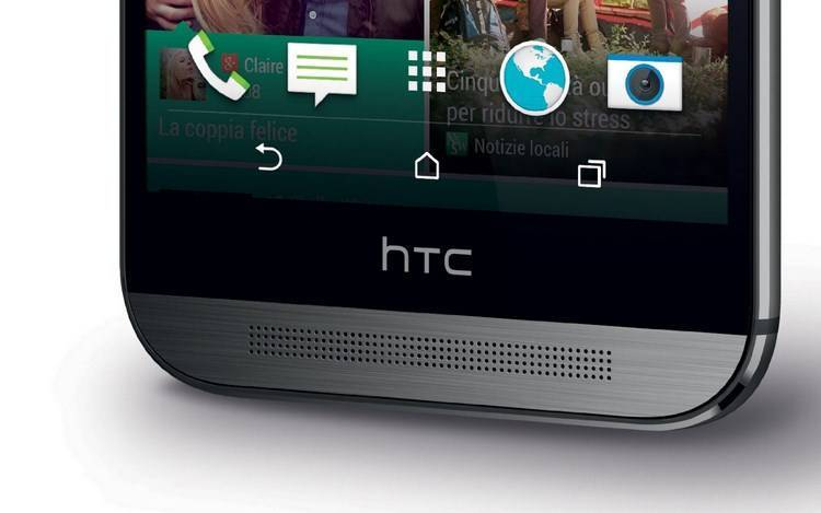 HTC One M8 Eye non sarà disponibile in Europa