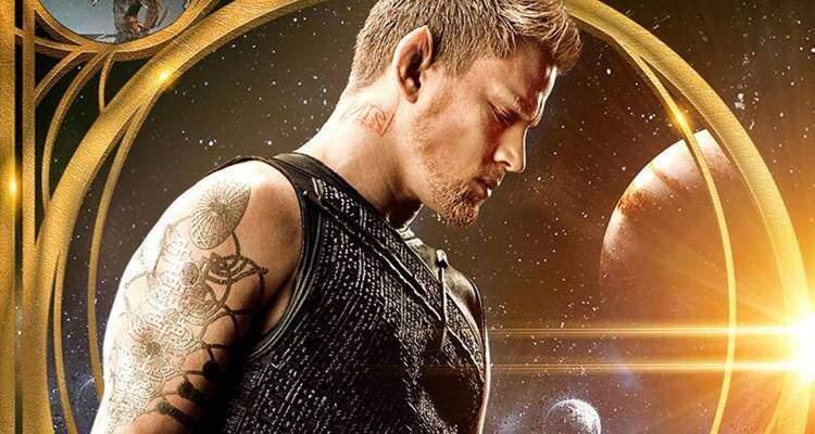 Jupiter Ascending: il trailer del nuovo film di fantascienza con Kunis e Tatum