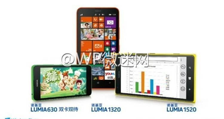 Nokia Lumia 630 China