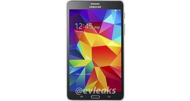 Samsung Galaxy Tab 4 7.0, prime immagini e dettagli dalla rete