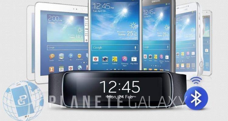 Immagine promozionale Galaxy Tab 4