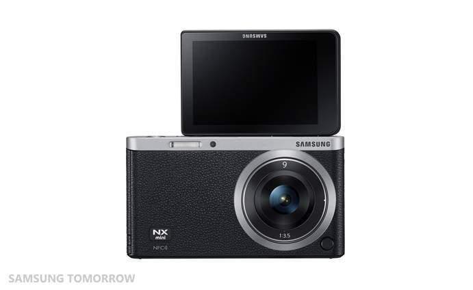 Samsung NX Mini black