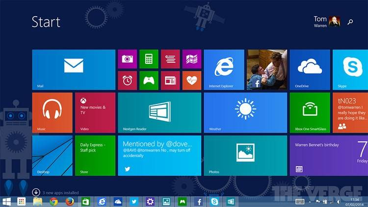 Windows 8.1 Update 1, download disponibile per errore