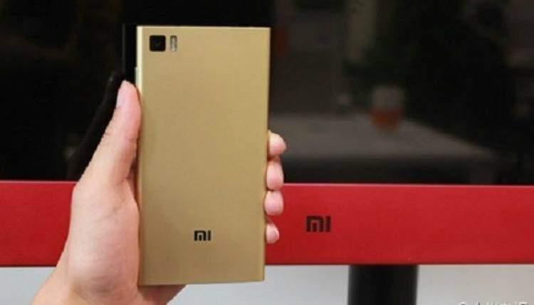 Xiaomi Mi3 Gold e Xiaomi TV Red, spuntano le prime immagini