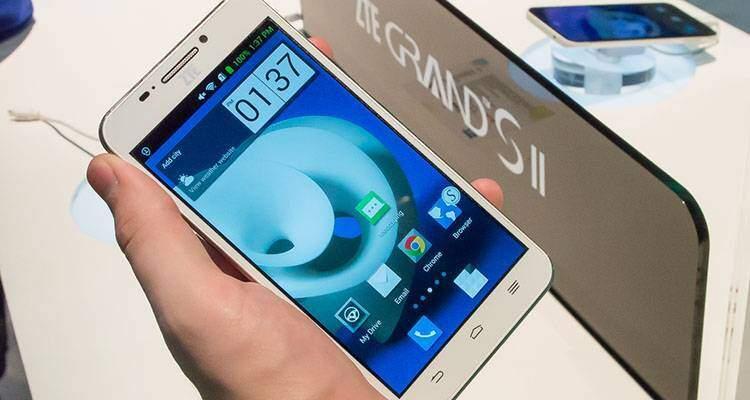 ZTE Grand S II, primo smartphone con 4 GB di RAM?