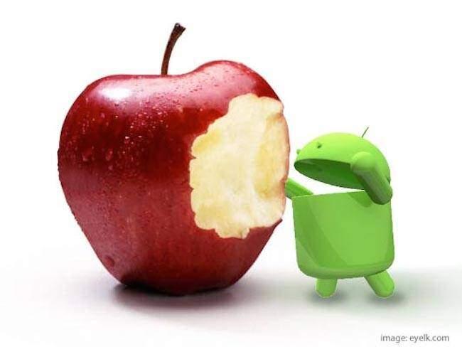 Android più stabile di iOS? Sembra proprio di sì!