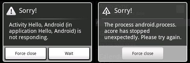 autonomous-android-anr