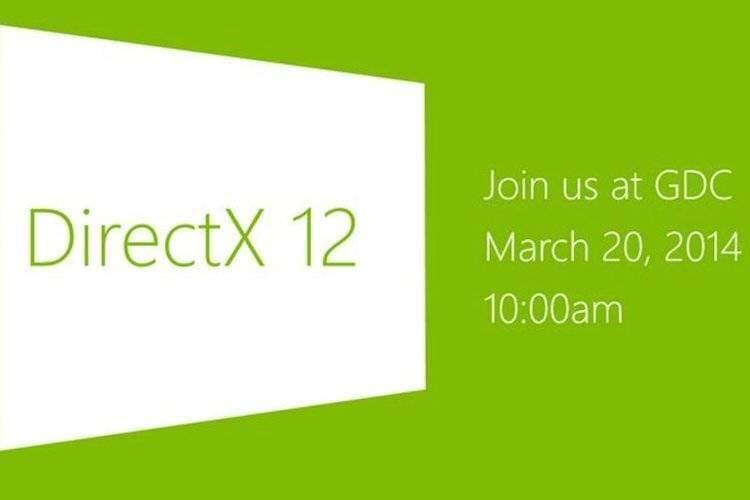 Microsoft: DirectX 12 in arrivo nel 2015