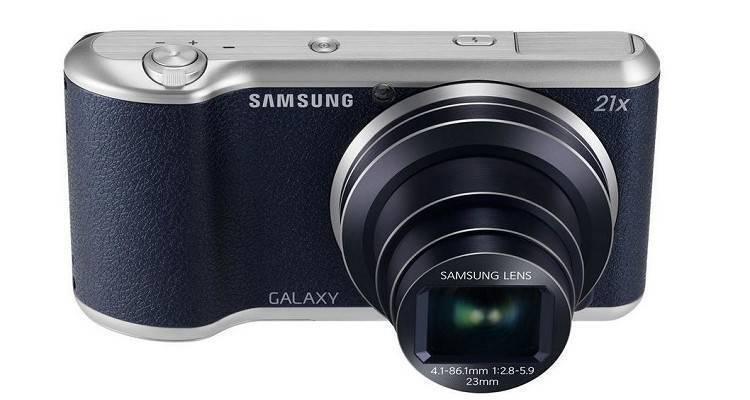 Immagine promozionale Galaxy Camera 2