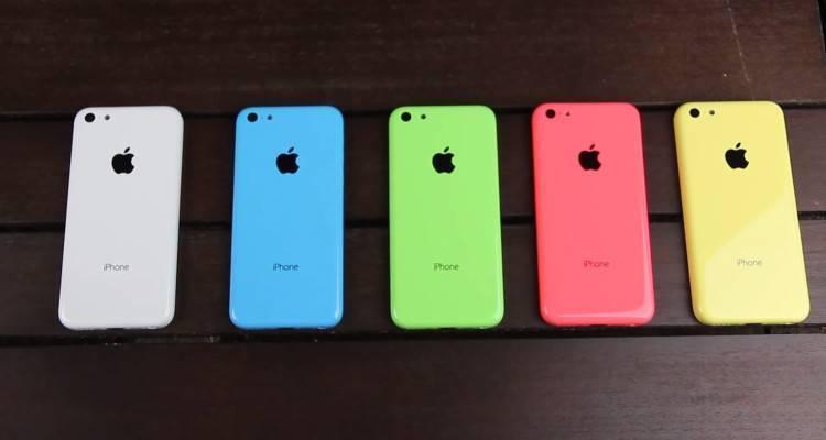 Apple domani potrebbe introdurre un iPhone 5C da 8GB
