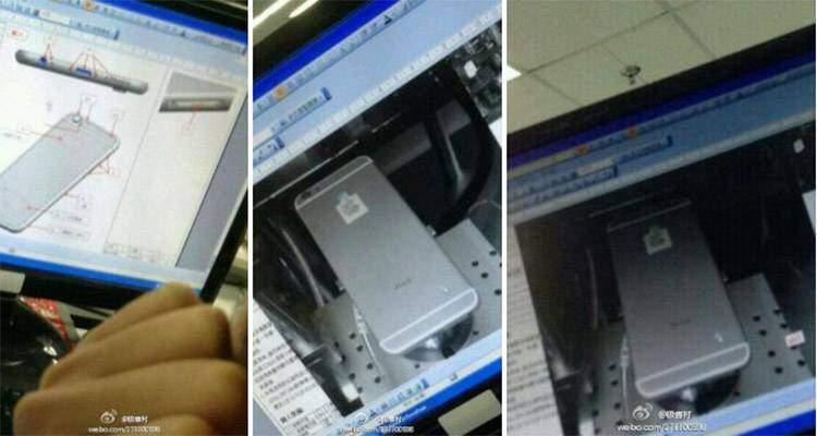 iphone 6 photo leaked