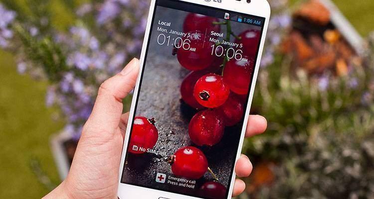 LG Optimus G Pro, Android 4.4 KitKat arriva in Corea
