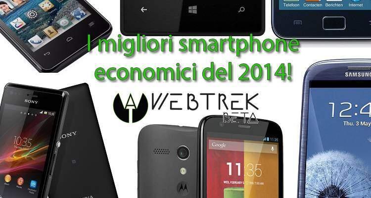 immagine migliori smartphone economici