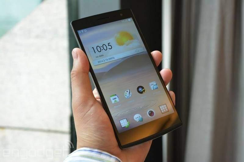 Oppo Find 7 con display QHD in pre-ordine in Europa a 479€!