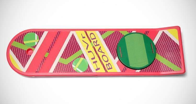 L'Hoverboard di Ritorno al Futuro diventa finalmente realtà!