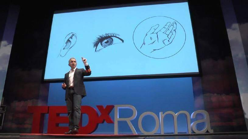 Tecnologie indossabili per il senso del tatto in sviluppo all'Università di Siena