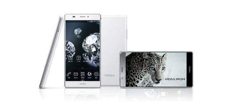 Pantech Vega Iron 2: primo smartphone con Snapdragon 805