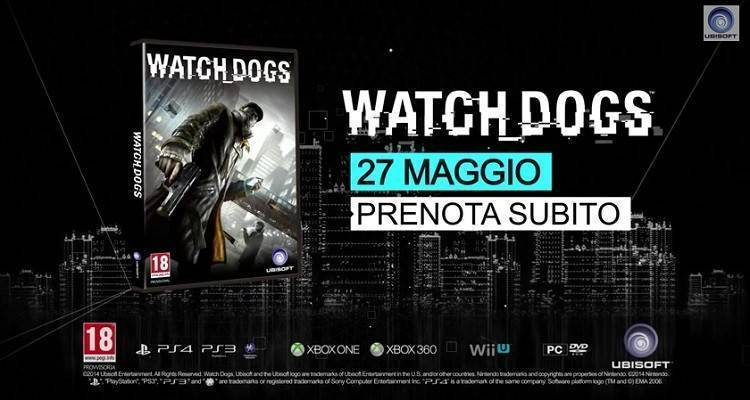 Data di uscita Watch Dogs