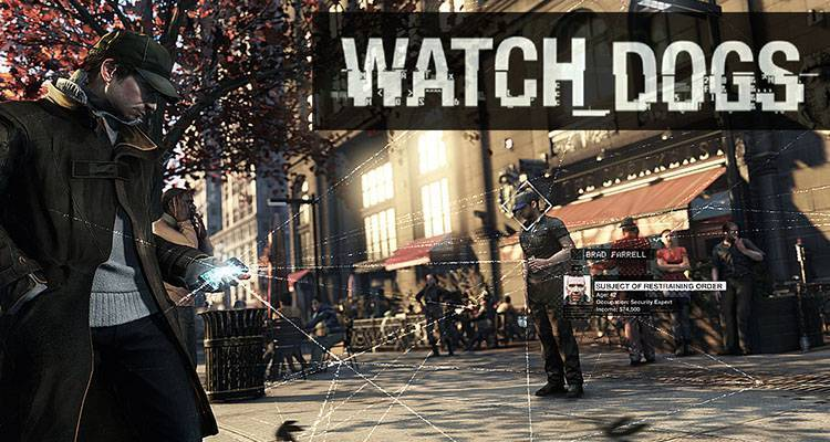 watch dogs grafica