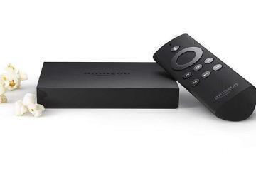 Amazon Fire TV confronto Apple TV