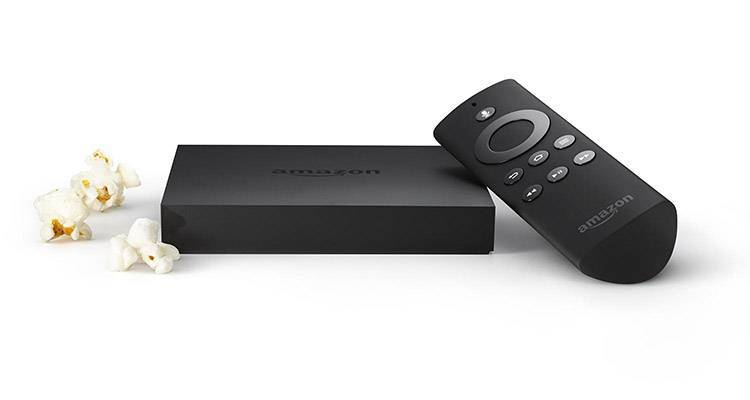 Amazon Fire TV confronto Apple TV