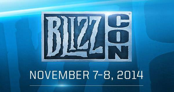 BlizzCon 2014 date