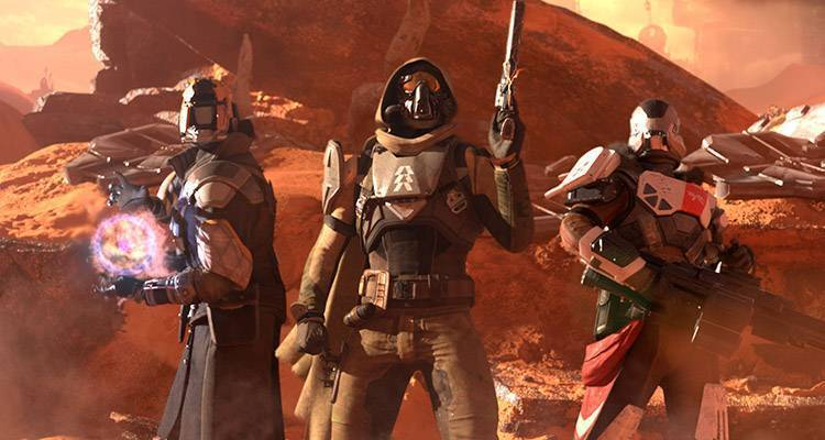 Destiny Ps4 vs Xbox One: video confronto della beta