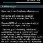Galaxy Note 2 KitKat ram