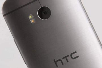 Foto della fotocamera di HTC One M8