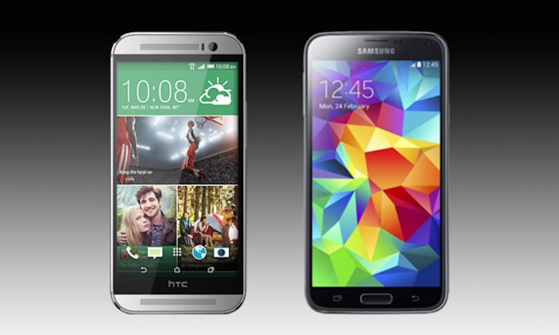 Samsung Galaxy S5: 4 motivi per preferirlo all'HTC One M8