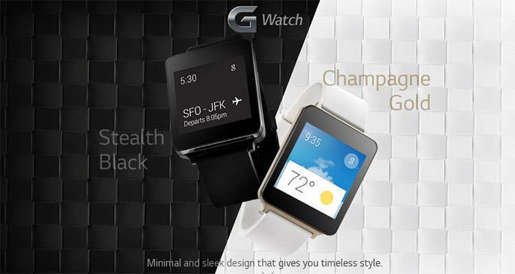 LG G Watch disponibile per il preordine in Italia a 229 euro