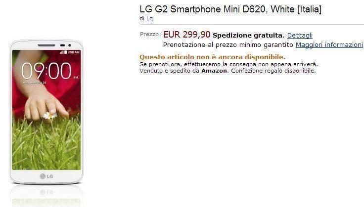 Samsung Gear Fit e LG G2 Mini arrivano su Amazon.it!