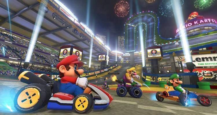 Mario Kart 8: nuove immagini, video e informazioni