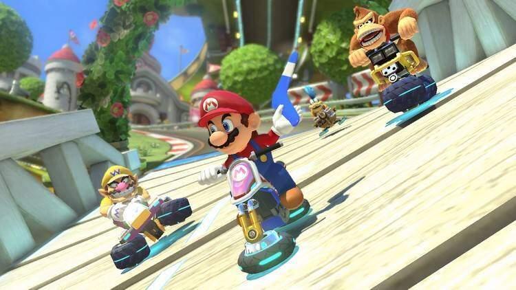 Nintendo crisi: Mario Kart 8 vende bene, ma la società nipponica continua a sprofondare