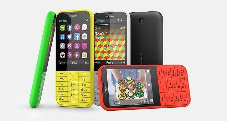 Nokia 225 e 225 Dual Sim: nuovi cellulari per Internet