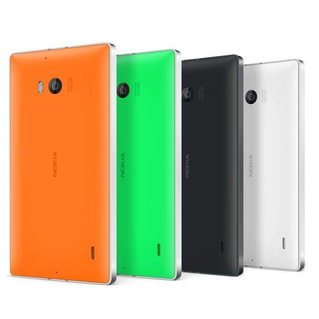 Nokia Lumia 930 colori